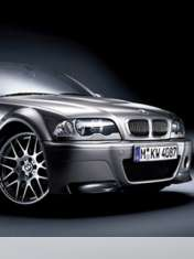 BMW M3 wallpaper for Icemobile Sol II