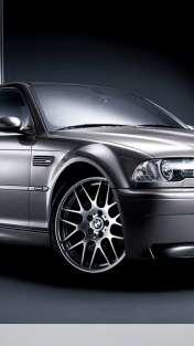 BMW M3 wallpaper for Karbonn A19