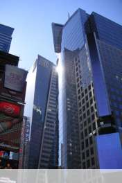 Times sqr wallpaper for HUAWEI Ascend Y