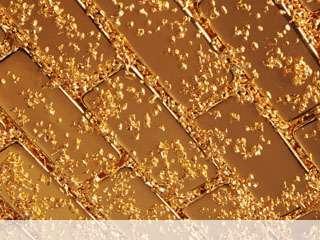 Gold mobile wallpaper for