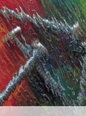 Wet glass wallpaper for Icemobile Sol II