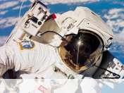 Astronauta wallpaper for Insignia Flash