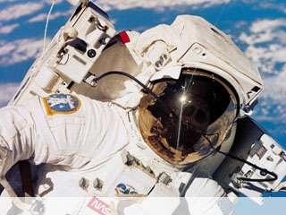 Astronauta mobile wallpaper for