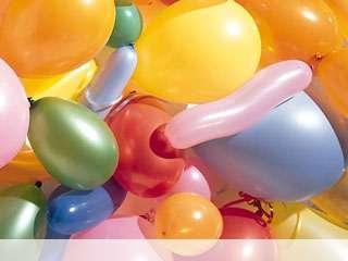 Balloons mobile wallpaper for