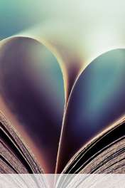 Heart pages wallpaper for HUAWEI Ascend Y