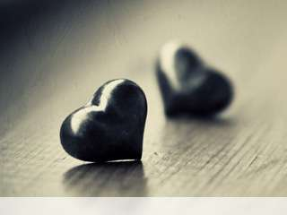 Stone hearts mobile wallpaper for